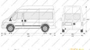 форд транзит грузовой технические характеристики