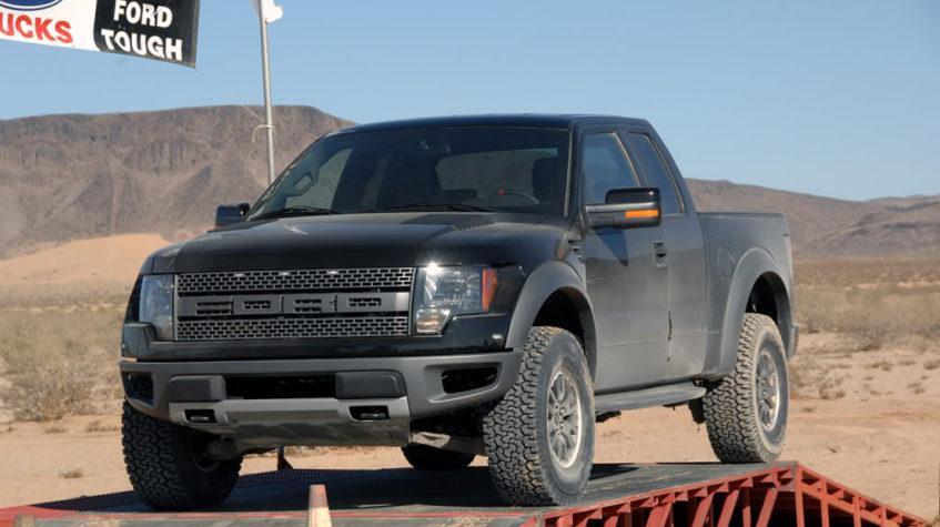 форд раптор характеристики цена
