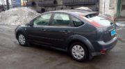 форд фокус 2006 года фото