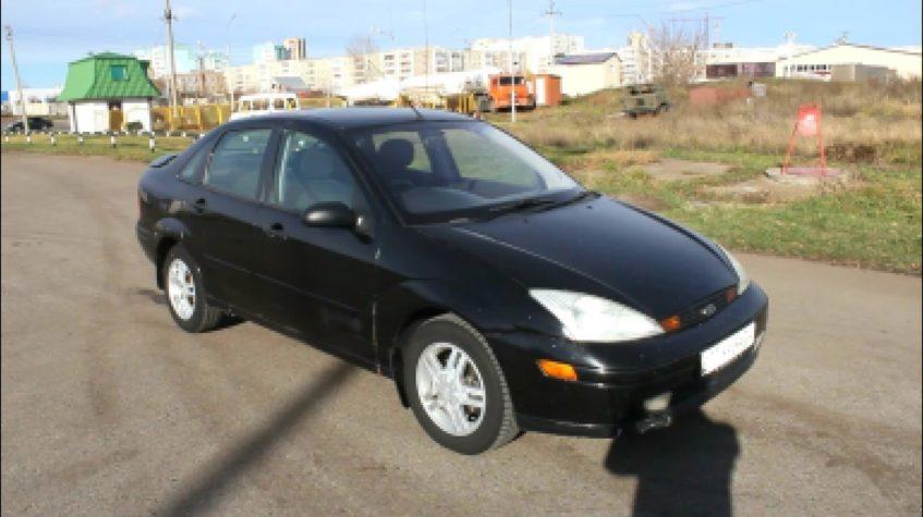 форд фокус 2001 года фото