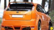 бампера тюнинг на форд 2