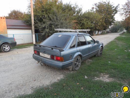 форд эскорт 1989 1 3