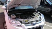 капот форд фокус 3 фото