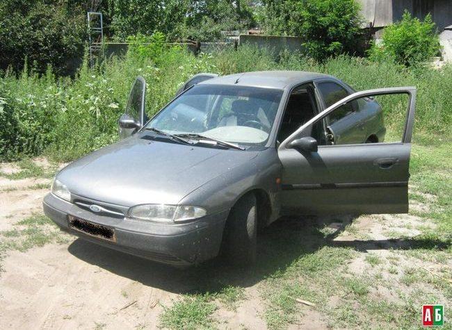 старый форд мондео фото
