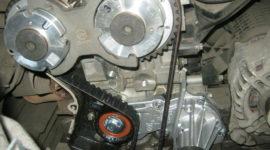 замена грм ford focus 2 1 6