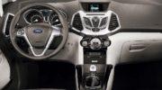 фото нового форд экоспорт