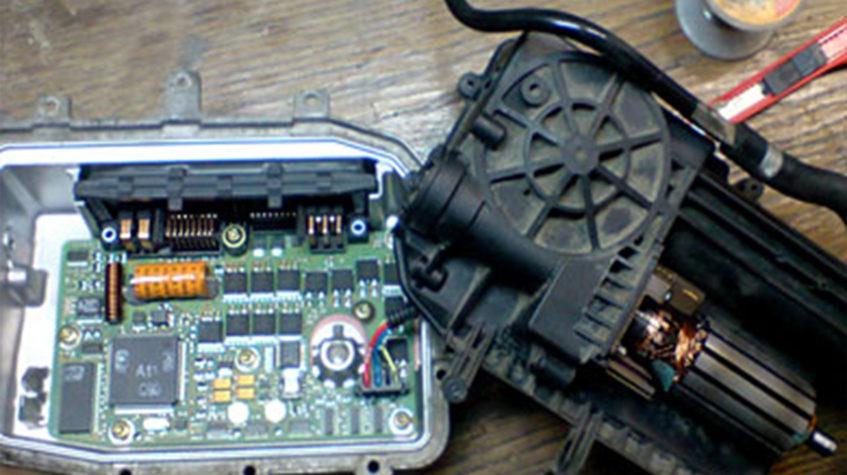 блок tcm ford focus 3
