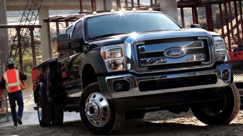 форд последние модели внедорожников