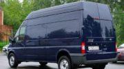 купить новый ford transit в москве