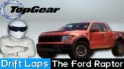 top gear ford raptor