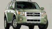 форд эскейп гибрид технические характеристики