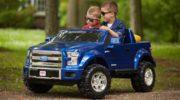 детские автомобили форд
