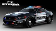 форд мустанг полицейский