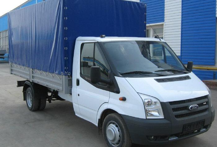 грузовые автомобили форд транзит