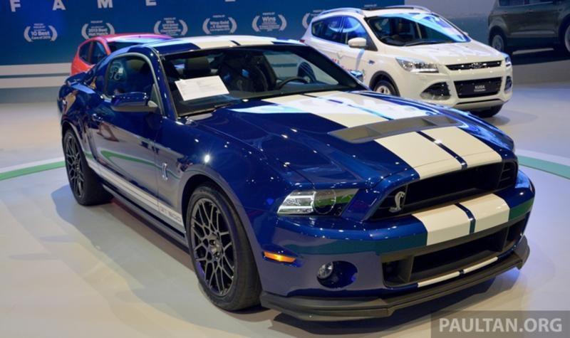 форд мустанг шелби 2015 цена