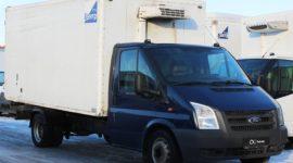 форд транзит фургон фото цена