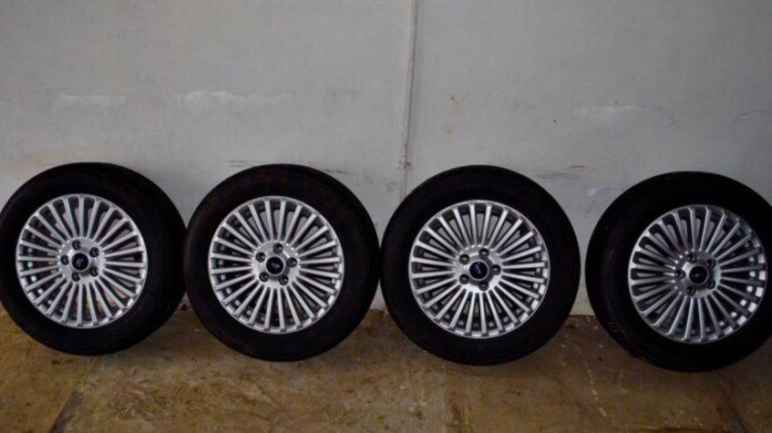 ford focus 2 колеса
