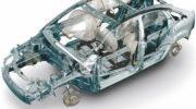 кузовной ремонт автомобиля форд