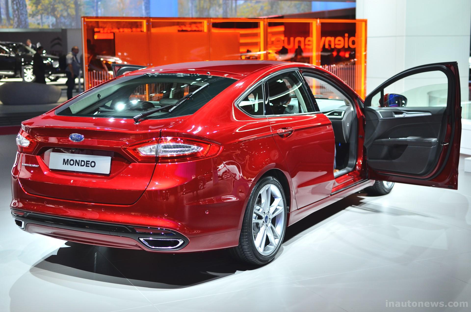 Новый Форд Мондео 2015 ... - autowestnik.ru