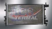 радиатор охлаждения на форд эскорт