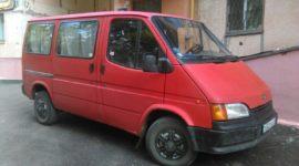 ford transit 1993 технические характеристики