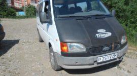 ford transit 1999 отзывы