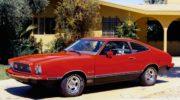 форд мустанг 1974