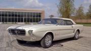 форд мустанг 1963