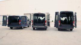 форд транзит грузовой фургон 2016