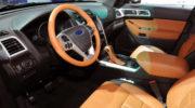 внешний тюнинг форд эксплорер 5 фото