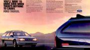 форд таурус 1987