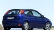 ford focus 1 st