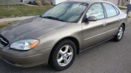 форд таурус 2002