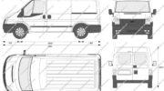 ford transit fwd технические характеристики