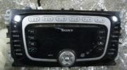 магнитола sony ford mondeo 3