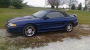 диски на форд мустанг 1997 года