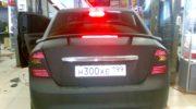задние фонари форд фокус 2 седан тюнинг