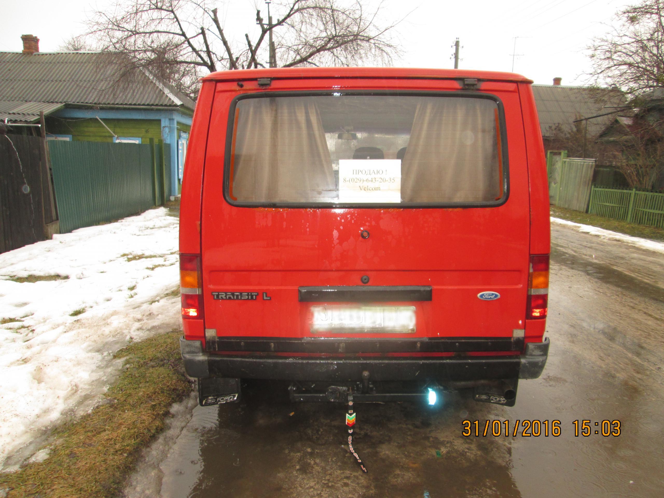 ford transit купить в белоруссии #10