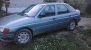 форд эскорт 1991 дизель