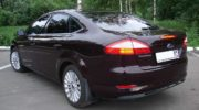 ford mondeo 2 5 2007