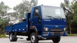 грузовик форд карго электросхемы