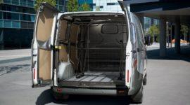 объем грузового отсека форд транзит