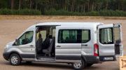 ford transit kombi технические характеристики