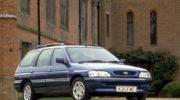 форд эскорт 1992 1 4 моно