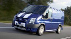 форд транзит грузовой фургон категория прав