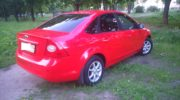 ford focus ii 1 6