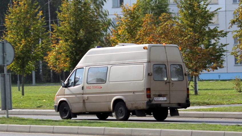 ford transit купить в белоруссии