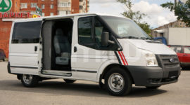 ford transit 2012 цена
