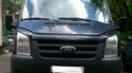 форд транзит 2017 грузовой фургон