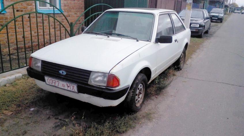 купить форд эскорт в белоруссии